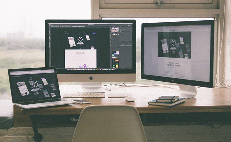 Imagini calitative retina web design